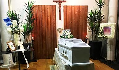casket service singapore